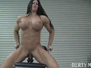 Donne muscolose
